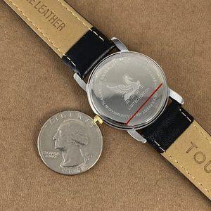 Tourneau Accessories - Special Tourneau Champagne Dial Pegasus Gold Watch
